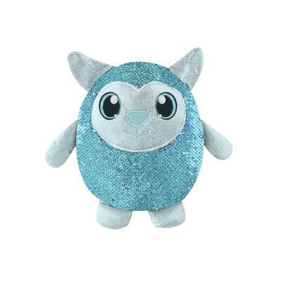 Мягкая игрушка с пайетками SHIMMEEZ – ГЛАМУРНАЯ ОВЕЧКА (20 см)