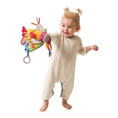 Развивающая игрушка-подвеска - ПАВЛИН