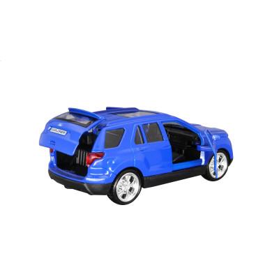 Автомодель - FORD EXPLORER (1:32, голубой)