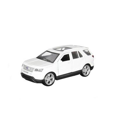 Автомодель - FORD EXPLORER (1:32, белый)