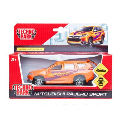Автомодель - MITSUBISHI PAJERO SPORT (1:32)