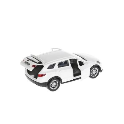 Автомодель - HYUNDAI SANTA FE (1:32, белый)