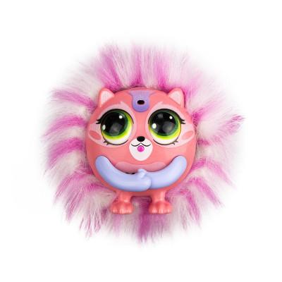 Интерактивная игрушка Tiny Furries – ПУШИСТИК ПИНКИ (звук)