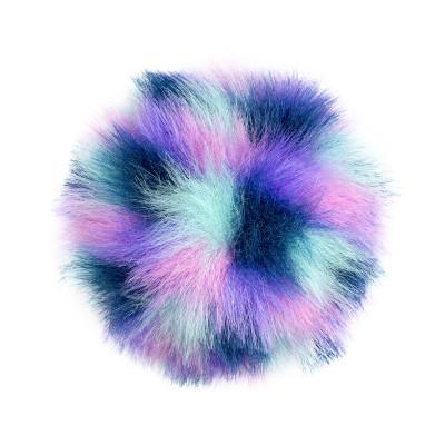 Интерактивная игрушка Tiny Furries – ПУШИСТИК ВАЙOЛЕТ (звук)