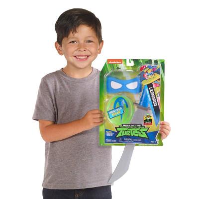 Набор игрушечного оружия серии «Эволюция Черепашек-Ниндзя» - СНАРЯЖЕНИЕ ЛЕОНАРДО