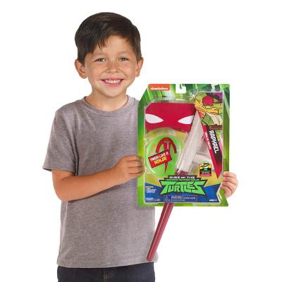 Набор игрушечного оружия серии «Эволюция Черепашек-Ниндзя» - СНАРЯЖЕНИЕ РАФАЭЛЯ