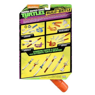 Набор игрушечного оружия серии ЧЕРЕПАШКИ-НИНДЗЯ ДВОЙНАЯ СИЛА - Cнаряжение Микеланджело