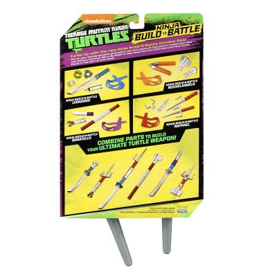 Набор игрушечного оружия серии ЧЕРЕПАШКИ-НИНДЗЯ ДВОЙНАЯ СИЛА - Cнаряжение Рафаэля