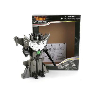 Робот-трансформер - МЕЖГАЛАКТИЧЕСКИЙ КОРАБЛЬ  (30 см)