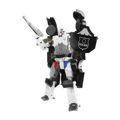 Робот-трансформер - ПОЛИЦИЯ