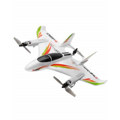 Самолет на радиоуправлении - X450_WLtoys 2.4G 6G