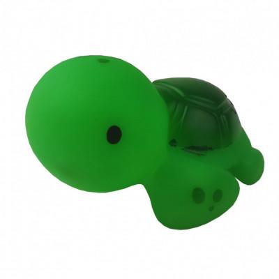 """Игрушка для купания """"Пищалка"""" 77-5 Животные  (Черепашка)"""