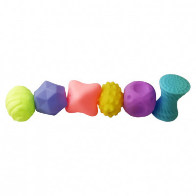 """Набор игрушек для купания """"Пищалки""""  LE566-94"""
