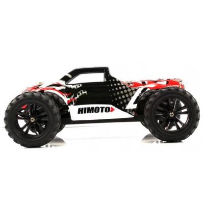 Радиоуправляемая модель Монстр 1:10 Himoto Bowie E10MT Brushed (черный)